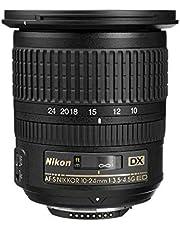 Nikon 10-24mm f/3.5-4.5G ED AF-S DX Nikkor Wide-Angle Zoom Lens