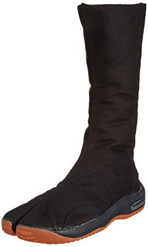 Marugo Ninja Shoes, AIR Jog 12, Jika TabiSize: 30.0 cm (US Size 12), Color: ()
