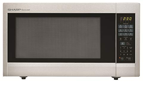 Sharp 2.2 Cu. Ft. 1200W Countertop Microwave, Microwave Oven