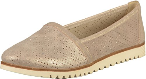 Brown 28 1 375 24205 Tamaris 40 Taglia Slipper Antelope 7wPqxwU