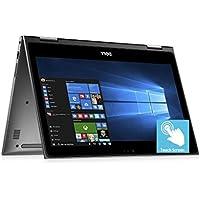 2018 Newest Premium Dell Inspiron 13.3 2 in 1 FHD IPS Touchscreen Business Laptop/tablet, Intel Quad-Core i7-8550U 16GB DDR4 512GB SSD MaxxAudio Backlit Keyboard 802.11ac Bluetooth HDMI Webcam Win 10