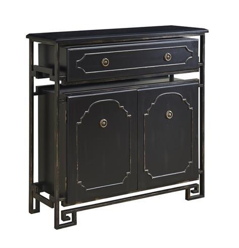 One Drawer Two Door Cabinet 96570