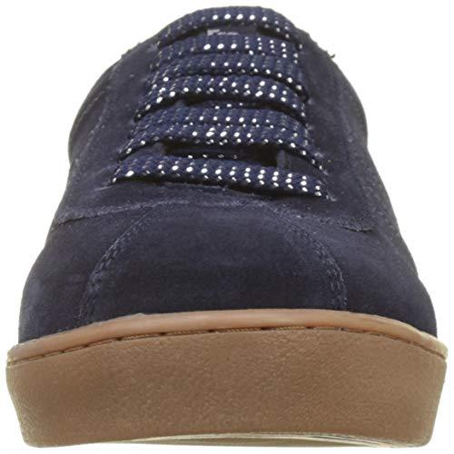 Belarbi M Lamelia Mujer Para Par Tropéziennes 424 Zapatillas Les marine Azul qwZCtW