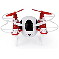 Fineser GTENG T902C FPV Drone with 720P HD Wi-Fi Camera Live Video 2.4GHz 4 Chanel 6 Axis Gyro Quadcopter with Headless Mode and One Key Return- Easy to Fly Quadcopter Drones for Beginners