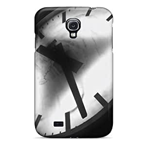 For Galaxy S4 Fashion Design Time Case-IvcfAGJ5751ZXDUc