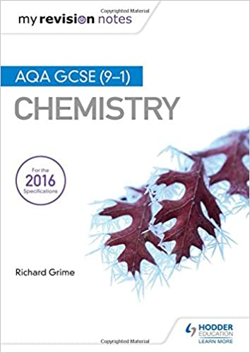 My Revision Notes: AQA GCSE (9-1) Chemistry: Amazon co uk