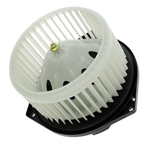 Heater A/C Front Blower Motor w/Fan Cage for Nissan Infiniti ()