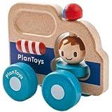 Plan Toys Rescue Car Mini Vehicle