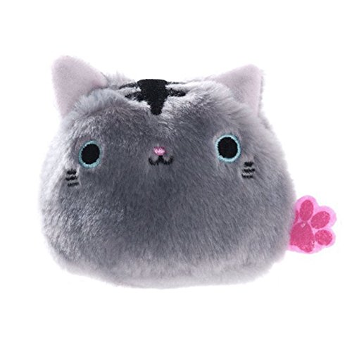 Headphones Earphones Palm - Soft Cat Plush Toys Mini Palm Sandbags Cartoon Cat Doll Valentine's Day Gift