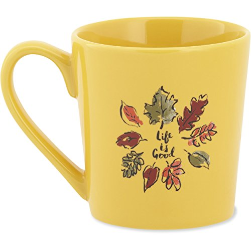 life-is-good-adult-everyday-leaves-watercolor-mug-sunshine-yellow-one-size