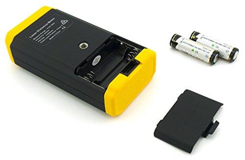 Laser Entfernungsmesser Triangulation : Digital laser entfernungsmesser ar smart sensor amazon