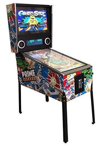 Prime Arcades Virtual Pinball 946 Games in 1