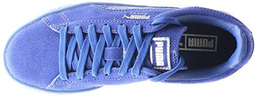 Men's Puma Blue Fashion Sneaker Mono Reptile Suede Classic Cdrxnwdqgp