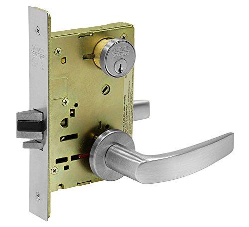 Mortise Locks Sargent (Sargent 8205 LNB 26D Mortise Lock, 9.25
