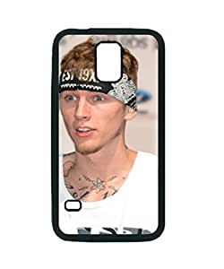 Machine Gun Kelly Est 19XX ~ S5 Black Rubber Tpu Case ~ Silicone Patterned Protective Skin Rubber Case Cover for Samsung Galaxy S5 i9600 - Haxlly Designs Case