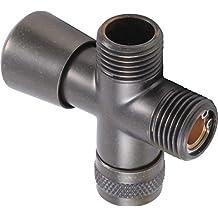 Delta Faucet 50650-PT 3-Way Shower Arm Diverter for Handshower, Aged Pewter