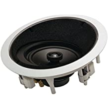 ArchiTech AP-615 LCRS 6.5 2-Way Round Angled In-Ceiling LCR Loudspeaker Consumer Electronics