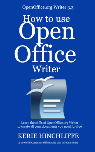 How to Use Open Office Writer 3.3