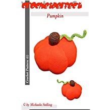 Crochet Pattern (005): Pumpkin (Crochet Pattern by CrochetPerfect)