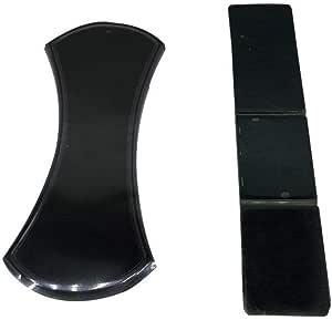 Second Generation Magic Sticker Non Slip Gel Nano Rubber Pads Car Phone Holder Wall Post Home Decor