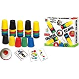 Quick Cups,Landor Quick Cups Games for Kids,Classic Stacking Cup Game for Kids Flying Stack Cup Parent-Child Interactive Game