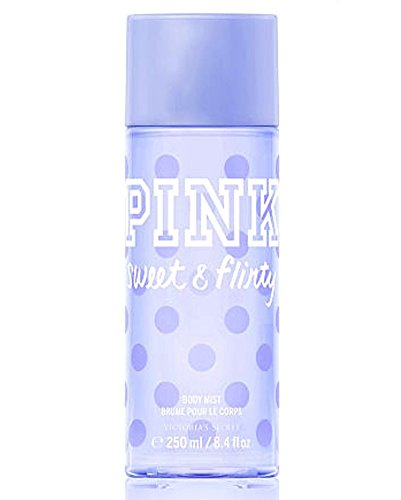 Victoria's Secret Pink Sweet & Flirty Body Mist 8.4 Oz
