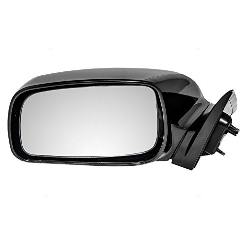 Drivers Power Side View Mirror Ready-to-Paint Replacement for Toyota USA Japan 87940-33620-C0