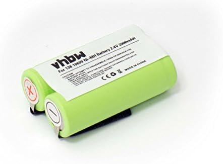 Batería de recambio 2000mAh para maquina de afeitar Philips ...