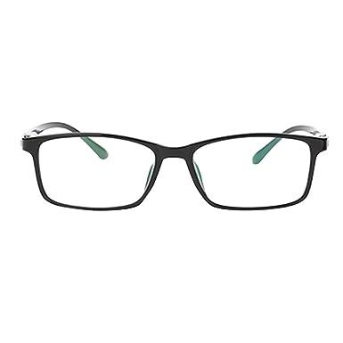 c7d6c2ddd16 Zhuhaixmy Ultra Light Black Frame Myopia Spectacles