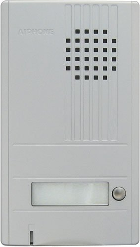 - Aiphone Corporation DA-1DS 1-Call Audio Entrance Station for DA Series, ABS Plastic Construction, 6-7/8