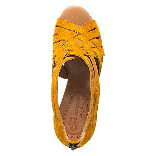 Corso Como Genni Camoscio Sandalo