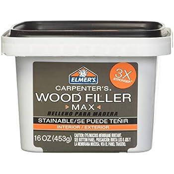 Elmer 39 S Interior Exterior Wood Filler Max 16oz