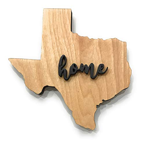 Texas State Magnet Keepsake Decoration Holiday Gift Home Party Favor