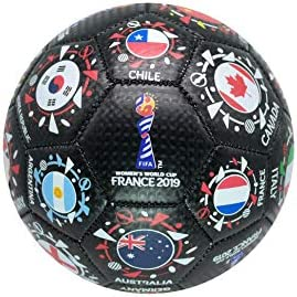 FIFA Womens World Cup France 2019 Official Soccer Ball Size 2 01-4
