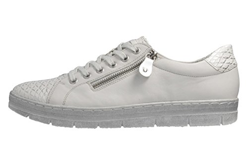 REMONTE D5800-81 Womens Lace-Up Shoe White qrObOLbs7B