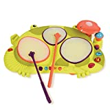 "B 178,2cm ribbit-tat-tat ""Musical Instrument jouet"