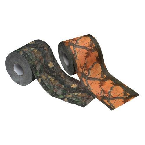 Price comparison product image Rivers Edge Products Green Camo & Orange Camo Toilet Paper