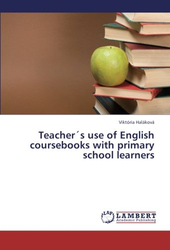 Teacher´s use of English coursebooks with primary school learners PDF