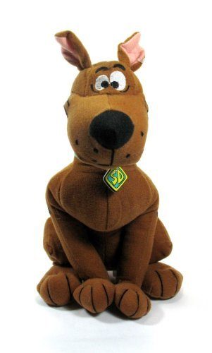 "Scooby Doo 10"" Plush - Scooby Sitting"