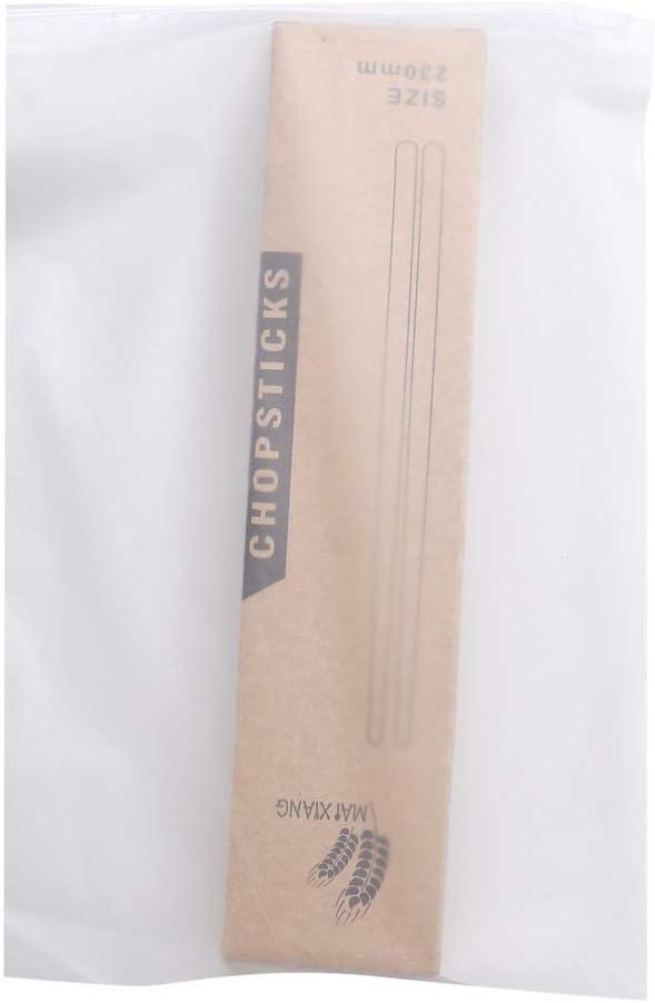 4 Pairs ECO-Friendly Chinese Chopsticks Alternative to Wooden nuoshen Natural Reusable Chopsticks Set Blue