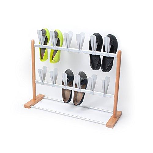vertical shoe rack - 6