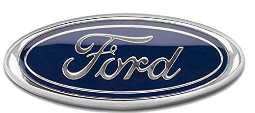 -EmblemZ- Ford F150 Dark Blue Grille or Tailgate Emblem 2005-2014, Oval 9
