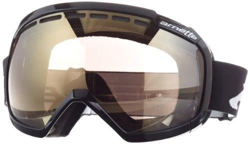 Arnette Skylight Midnight Goggles (Black, Gold - Goggles Arnette