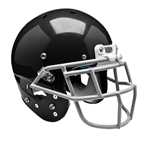Schutt Sports 789601 Youth AiR XP Pro Football Helmet (Faceguard Not Included), Black, Large (Schutt Youth Air Xp)