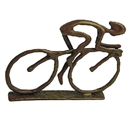 Danya B Zd480 Metal Art Home Decor For The Bicycle Enthusiast