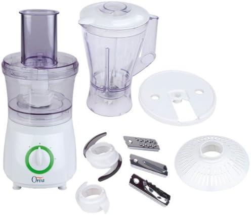 Orva 14737 – 56 – Robot de cocina multifunción 600 W Preparación ...