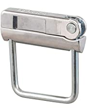 CURT 22325 No-Tool Anti-Rattle Hitch Clamp Tightener for 2-Inch Receiver, Hollow or Solid Shanks