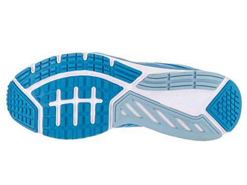 Nike 831535-401, Zapatillas de Trail Running para Mujer Azul (Blue Glow / White / Bluecap / Bright Mango)