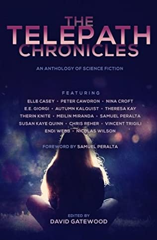 book cover of The Telepath Chronicles