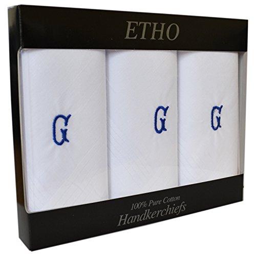 letra G uelos de blanco inicial pa hombre para Paquete de con 1 3 nombre RTSwpx1q